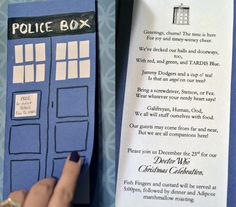 This is a link to the best Whovian party ever- this is pretty much how I want MY party to be. I've made an invitation and everything- PLEASE PLEASE PLEASE Claire, Katie, Celeste and Terra! ERMAHGERD PLERSE    Allison Emm Throws a Doctor Who Party! - Mindhut - SparkNotes