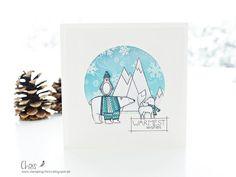 StampingChicks: Warmest wishes ...