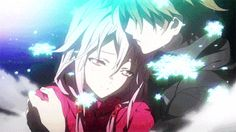 ouma shu and inori Guilty Crown 10 Anime Similar to Sword Art Online Belle Cosplay, Anime Kiss, Manga Anime, Guilty Crown Wallpapers, Inori Yuzuriha, Beaux Couples, Bring Me To Life, The Ancient Magus, Manga Cute