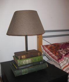 HEMMA Book Lamp - IKEA Hackers - IKEA Hackers
