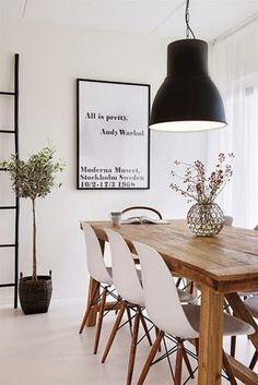 At Maria's: Voi, miten kaunis asunto! / Maanantai-inspirazione