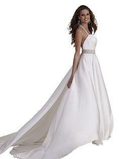 Dere Kiang 11091 T-Back Wedding Dress, White/Silver, 8 Dere Kiang http://www.amazon.com/dp/B00QVWL2DA/ref=cm_sw_r_pi_dp_OhF6ub0722R0D