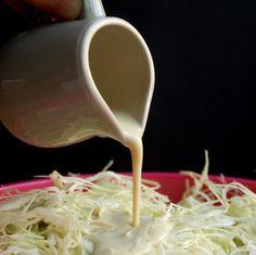 Opskriften på en nem og lækker dressing der kan bruges til alverdens former for salater, dampet grønt og lignende.