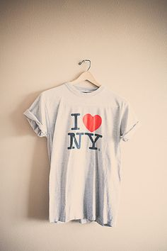new yorkers t shirt Modest Outfits, Summer Outfits, Cute Outfits, Modest Clothing, Holiday Wear, I Love Ny, New T, Cotton Tee, Girl Fashion