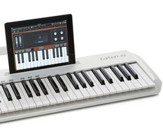 Samson Carbon 49 - Turn your iPad to real keyboard for musician