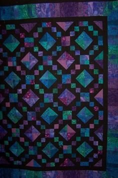 Quilts Jacobs Ladder Jewel Box On Pinterest Jacob S