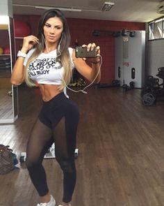 "r4gn4rok: ""Follow me at The Fitness Girlz Carol Saraiva - CarolSaraivaFit See more: Carol Saraiva at The Fitness Girlz """