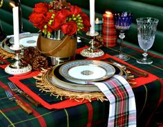 Beaux Mondes Designs: Table for 2 at the River Dacha