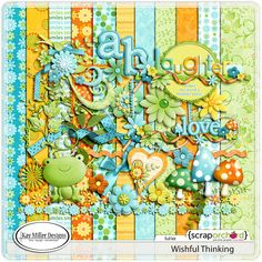 I don't think I have mentioned it here on my blog before but Kay Miller has recently moved from After 5 Designs to Scrap Orchard. I've alway...