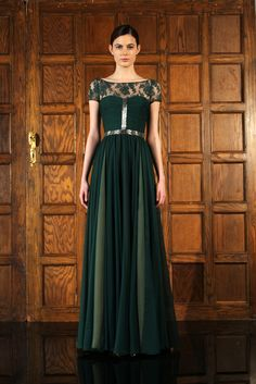 Reem Acra - Pre-Fall 2012 - Look 32 of 40