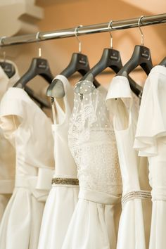 Wedding dress by Jesus Peiro available from Miss Bush Bridal