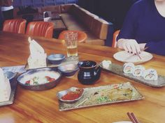 We forgot to gram it on Friday (we were too busy eating) but how great does our team lunch look? Thanks the food was top notch! Sushi Food, Lunch Time, Manchester, Foodies, Friday, Marketing, Eat