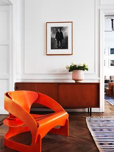 Arm Chair. Joe Colombo. Kartell.