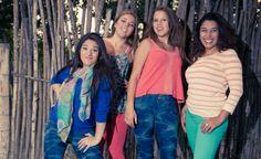 Fotografo en Mendoza Sesion de moda 15 años 20 Sesión fotográfica para Casa de moda Algo Contigo