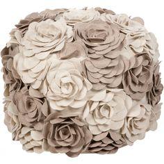 $220 flower pouf