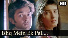 Ishq Mein Ek Pal | Barsaat Songs | Bobby Deol 1995 | Twinkle Khanna | So...