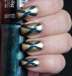 Estrose, colorate, esagerate: le nail art da copiare : Album photo - alfemminile