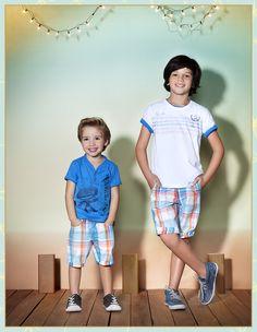 16106100004 T'shirt | 16106200004 Bermuda | 16108100008 T'shirt | 16108100003 T'shirt | 16108200007 Bermuda