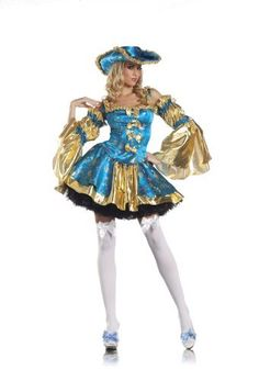Be Wicked Costumes Women's Royal Antoinette Costume, Blue/Gold, Medium/Large by Be Wicked Take for me to see Be Wicked Costumes Women's Royal Antoinette Costume, Blue/Gold, Medium/Large Review You are able to buy any products and Be Wicked Costumes Women's Royal Antoinette Costume, Blue/Gold, Medium/Large at the Best Price Online with Secure Transaction . We are …