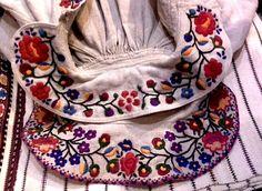 Lviv region embroidery, Ukraine