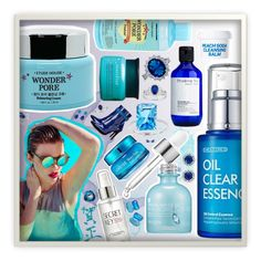 """Blue Belle"" by beanpod ❤ liked on Polyvore featuring SkinCare, Sunday Somewhere, Etude House, Bloomingdale's, Ippolita, Off-White, Effy Jewelry, Allurez, Bling Jewelry and Kenneth Jay Lane"