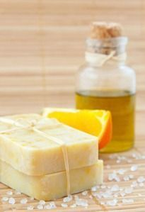 Olive Oil Soap Recipe. Great for dry and itchy skin. Natural and easy to make.