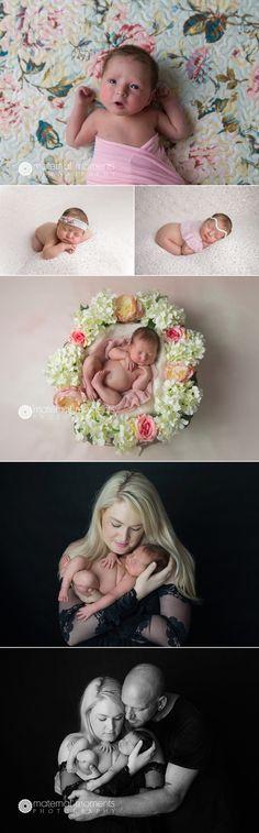 Lilly Rose on day 14 and her beautiful newborn photo shoot. #newbornphotos #newbornphotography #bunburyphotographer