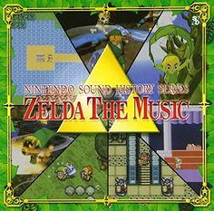 Nintendo Sound History Series Zelda the Music -- Read more at the image link. (This is an affiliate link and I receive a commission for the sales) #VideoGames
