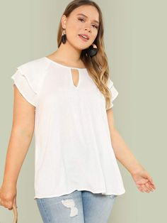 d42309648d799 Front Keyhole Loose Top Use code PinIt10 for 10% off your first order  ledco