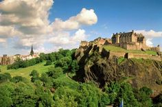 Like Rome, Edinburgh was built on seven hills and the capital has more listed buildings than anywhere in the world.