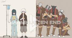 Eve Music, Rock & Pop, Anime Neko, Anime Style, Vocaloid, Kara, Beautiful World, Art Reference, Character Design