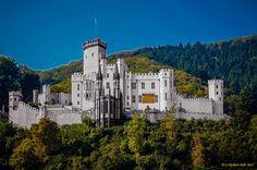 Schloss Stolzenfels, Koblenz, Mittelrheintal