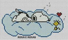 Needlepoint Patterns, Counted Cross Stitch Patterns, Beaded Cross Stitch, Cross Stitch Embroidery, Beaded Snoopy, Perler Bead Emoji, Kawaii Cross Stitch, Pixel Crochet, Stitch Cartoon