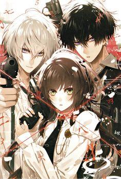 anime colar malice | Tags: Anime, Hanamura Mai, DESIGN FACTORY, Otomate, Collar×Malice ...