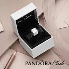 Exclusive Pandora Club charm, available March 2014.