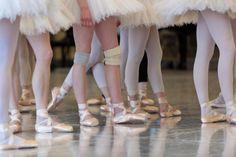 cute, ballet, ballerina, dancing, white