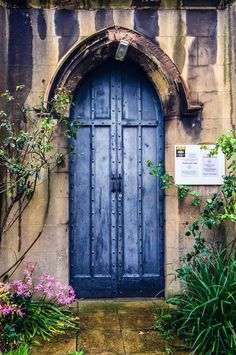 Mary de Lode Church in Gloucester, England~ Grand Entrance, Entrance Doors, Doorway, Portal, Arched Windows, Windows And Doors, Gloucester England, Medieval Door, Castle Doors
