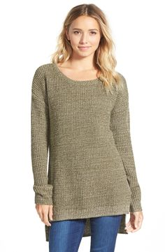 BP. Textured Knit Pullover