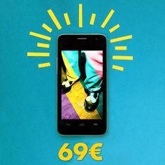Le Mobile Sosh, le Smartphone à prix web ! Un smartphone performant et facile d'utilisation ! #MobileSosh http://www.sosh.fr/le-mobile-sosh-smartphone