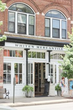 White's Mercantile in Downtown Franklin, Tennessee Franklin Tennessee, Nashville Tennessee, Brentwood Tennessee, Visit Tennessee, Tennessee Usa, Tennessee Vacation, Nashville Trip, Nashville Food, Oh The Places You'll Go
