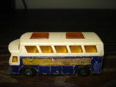 carrinho de ferro - ônibus - 1977