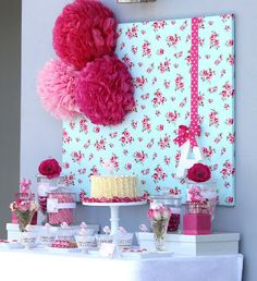 Little Big Company: Gorgeous 2nd Birthday - A Sweet Birdy Tea Party theme styled By Ruby May Designs