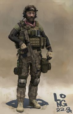 Operator #concept #art #character #creative #conceptart #reference #inspiration #draw #sketch #2d #best #great #speedpainting #digital #painting #speedpaint #paint