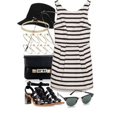 """Untitled #8360"" by theleatherlook on Polyvore"