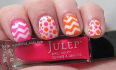 A Polished Addiction #nail #nails #nailart