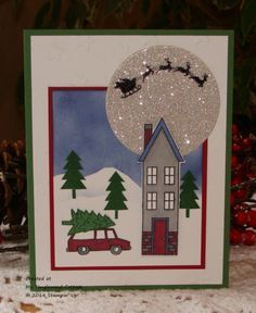 Holiday Home and White Christmas