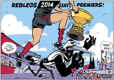It's me third leg @theTiser #SANFLGF