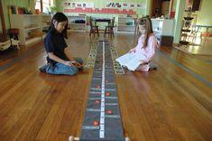 History:  Montessori Time Line Gandhi