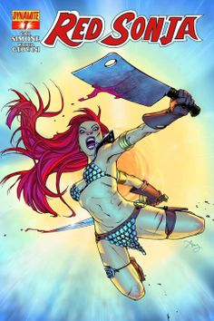 Red Sonja - an update of a blast from the past, go lady Conan! Red Sonja, Best Comic Books, Comic Books Art, Comic Art, Comics Girls, Fun Comics, Character Poses, Character Design, Illustration Fantasy