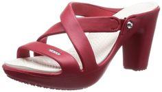 Crocs Cyprus IV Heel W 14558 Cyprus IV Heel - Zapatos de tacón para mujer, varios colores. #Zapatos #Croc Cyprus